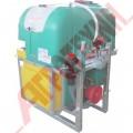 Ψεκαστικα αναρτώμενο 600 λίτρα 3-δοχείων CE Σειρά Eco Ce