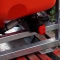 Ψεκαστικα Τουρμπίνα Αμπελουργική αναρτώμενο 600 Λίτρα φτερωτή Φ70 AR1064 Σειρά Eco Plus Tourbin